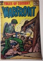 WARFRONT #29 (1956) Harvey Comics VG+ Korean War - £10.54 GBP
