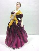 """Royal Doulton Vintage """"Adrienne"""" ( Hn 2152) Hueso China Estatuilla De 1963 - $79.19"""