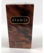 Aramis eau de toilette Natural Spray 3.7 oz. 110 ml New Sealed - $39.59