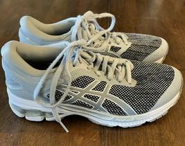 ASICS Gel-Kayano 26 Gray Women's Running Athletic Shoe Size 7.5 EUC - $35.63