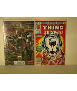 MARVEL TWO IN ONE FEATURING JOCASTA #92 + AGE OF ULTRON #1 - FREE SHIPPING - $23.38