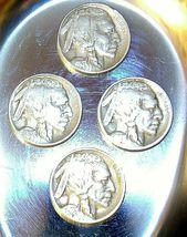1913, 1915,  1916, and 1916 D Buffalo Nickel AA20BN-CN6074 image 9