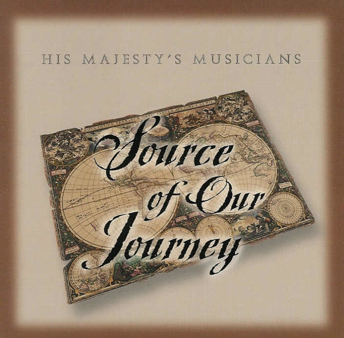 Source of our journey by his majesty s musicians