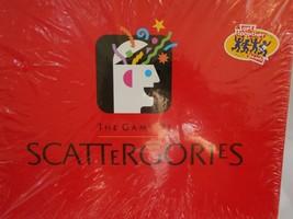 Milton Bradley The Game of Scattergories Vintage 1988 ,1997 Version GET TOGETHER - $39.99
