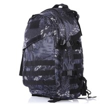 Military Camouflage Tactical Assault backpack Molle Airsoft Hunting Camp... - $70.16 CAD