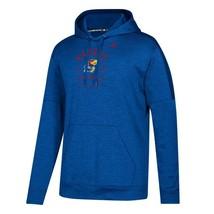 Adidas Kansas Jayhawks Ncaa Eastate Team Issue Hoodie Sweatshirt Nwt Mens Xl $75 - $37.50