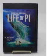 Life of Pi 3D (3D BLU RAY+BLU RAY+DVD) - $14.84