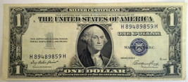1935 United States $1 Silver Certificate #S430 - $12.95