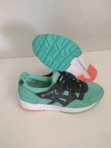 Asics Men's Gel Lyte V Running Shoes Turquoise Black Size 13 US - $128.65