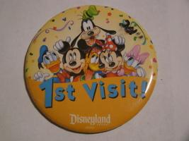 Disneyland Resort - 1st Visit! Collector Pin - $8.00