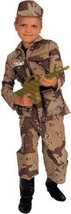 Young American Heroes Special Forces Costume Medium 8-10 - $32.26