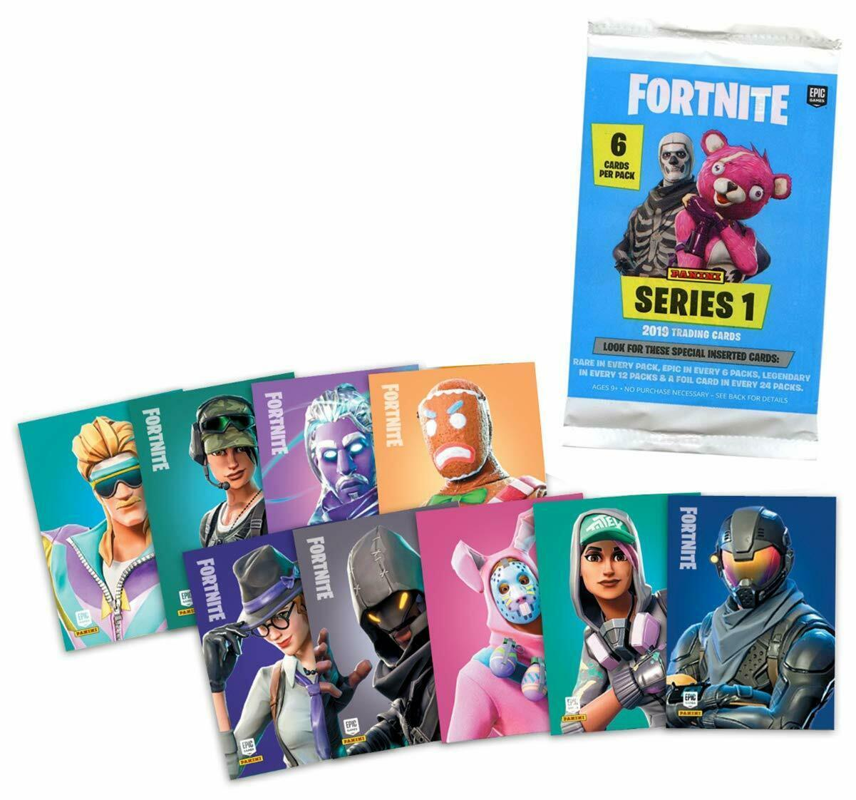 Fortnite Series 1 Trading Cards