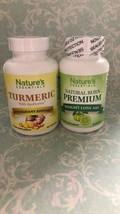 Nature's Essentials Natural Burn Premium Weight Loss Aid + Turmeric Antioxidant - $24.74
