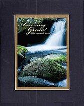 GoodOldSaying  Poem for Inspirations - Amazing Grace! How sweet the sound. . 8x1 - $11.14