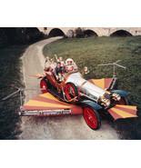 Chitty Chitty Bang Bang Dick Van Dyke Adrian Hall 16x20 Canvas Giclee - $69.99