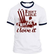 I Don't Like Cricket I Love It T Shirt, Favorite T Shirt - $23.99+