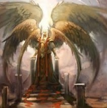 HAUNTED SERAPHIM 2 angels all in one ALL TO HELP gifts bythepowerof3 elite help - $73.33