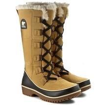 Sorel Women's Tivoli Hi Winter Boots NEW AUTHENTIC Curry NL2093-373 - $119.99