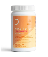 Zoeco Vitamin D3 Chew 10 and 100 Tablets - $23.40