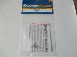 Walters Manline Stock #910-257 Diesel Detail Kit for EMD SD60M HO Scale image 4