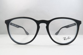 Ray-Ban RB 7046 5364 Matte Rubber Black New Authentic Eyeglasses 51mm - 43 - $75.71