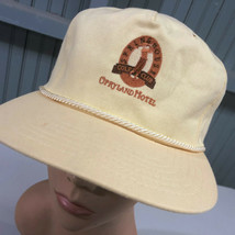 Opryland Hotel Spring House Golf Strapback Baseball Cap Hat Made In USA Texace - $20.65