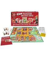 Winning Moves Games  Clue Master Detective - Board Game, Multi-Colored - $21.43