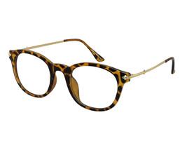 EBE Reading Glasses Womens Mens Retro Style Stainless Steel Tortoise Gold - $24.18+