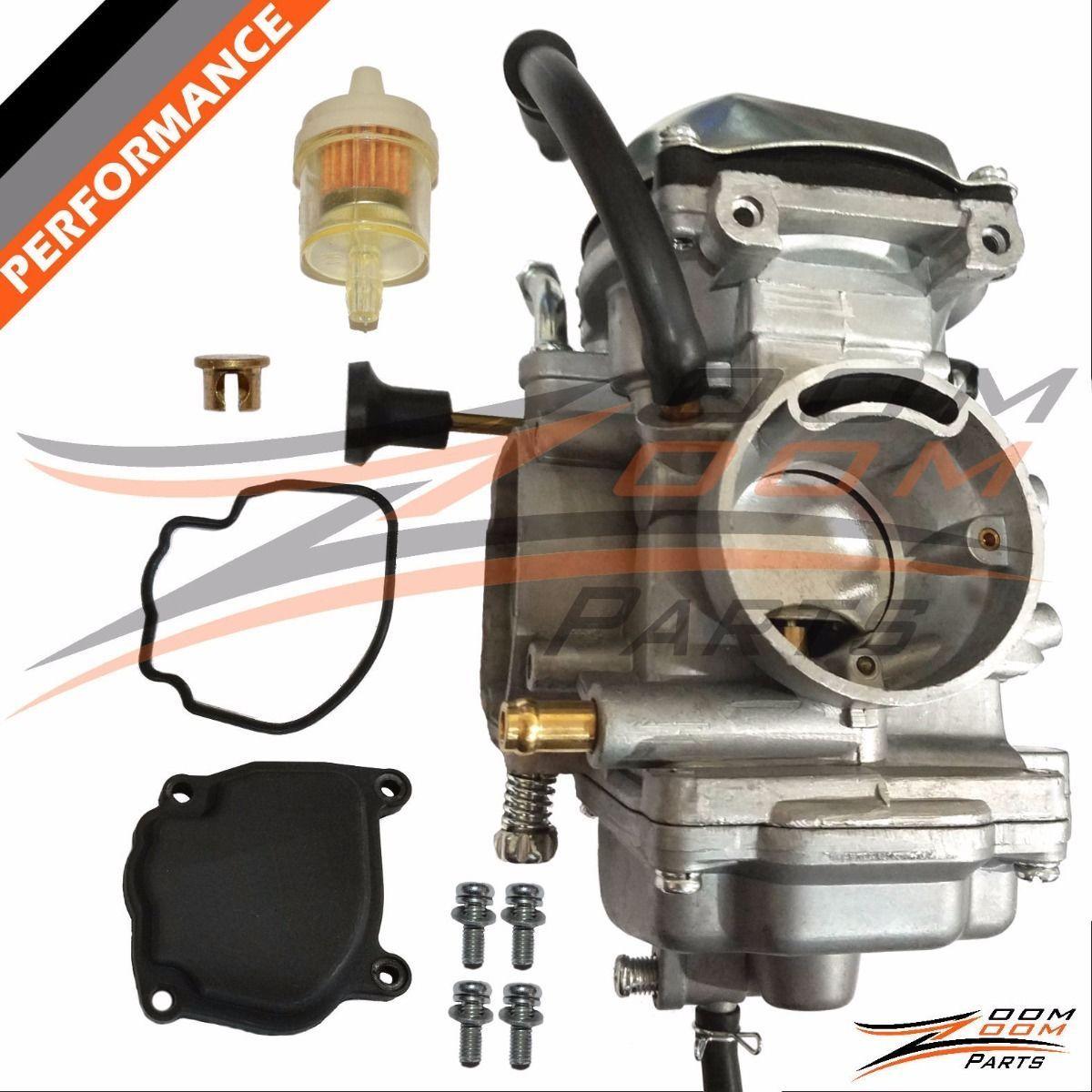 Carburetor Repair Kit Yamaha YFM250 Bear Tracker 1999-2004