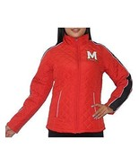 NWT Maryland Terrapins Women's G-III UMD Red Jacket Size M, L - €26,46 EUR
