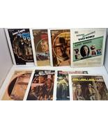 Vintage Movie Lot of 9 RCA SelectaVision CED VideoDiscs John Wayne, Dang... - $65.45