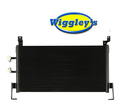 A/C CONDENSER CH3030114 FOR 00 01 02 03 04 05 DODGE PLYMOUTH CHRYSLER NEON image 1