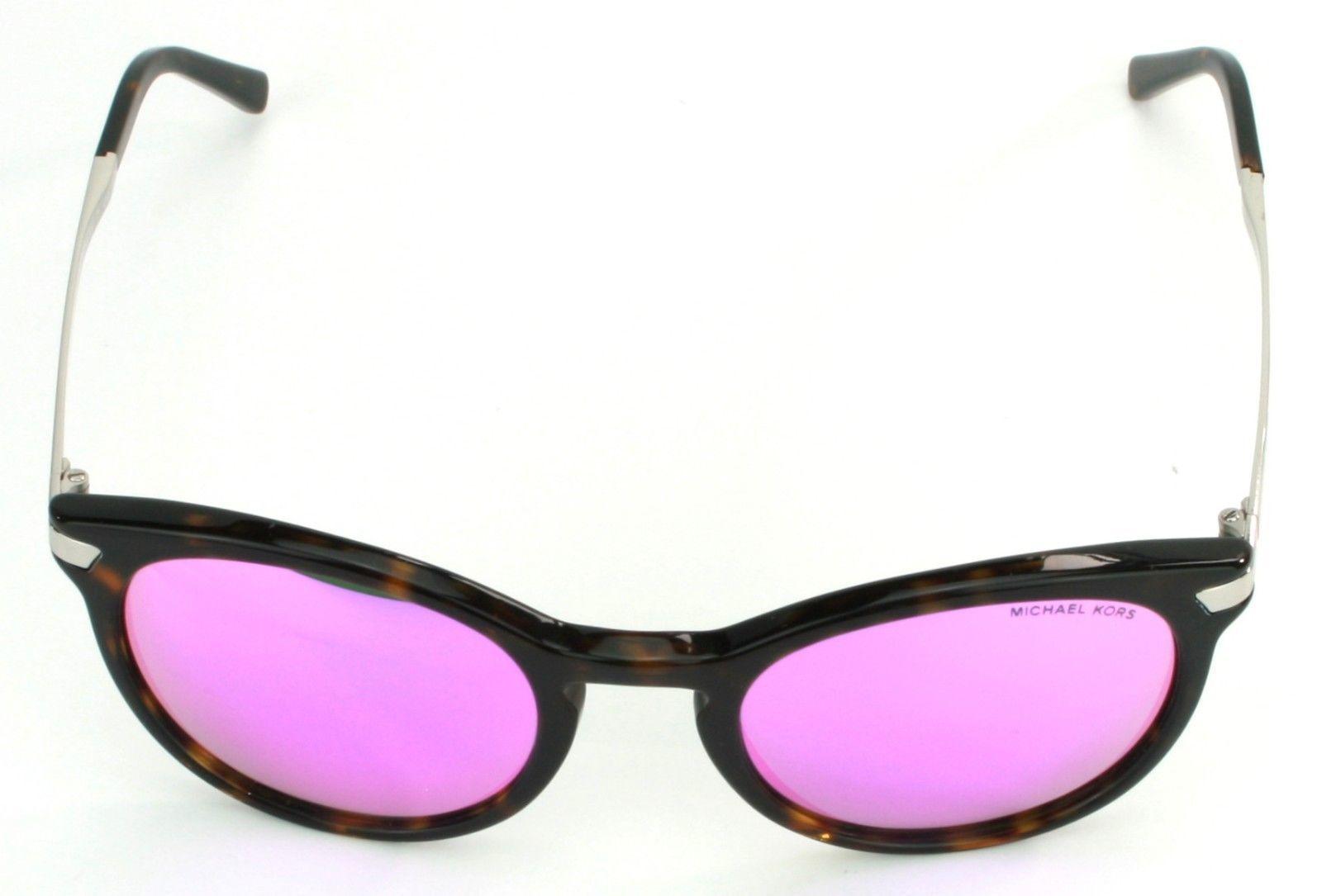 a772d609d7c093 Michael Kors Adrianna dunkeltürkis pink Linse Sonnenbrille -  135.48