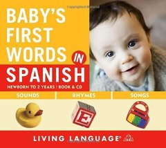 Baby's First Words in Spanish Levy, Erika - $46.14