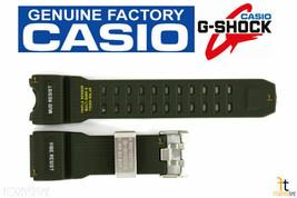 CASIO G-SHOCK Mudmaster GWG-1000-1A3 Resin Dark Green Rubber Watch Band - $123.16