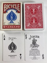 Bicycle 808 Playing Cards Rider Back EUC - $7.83