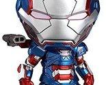 Good Smile Iron Man 3: Iron Patriot: Hero's Edition Nendoroid Action Figure