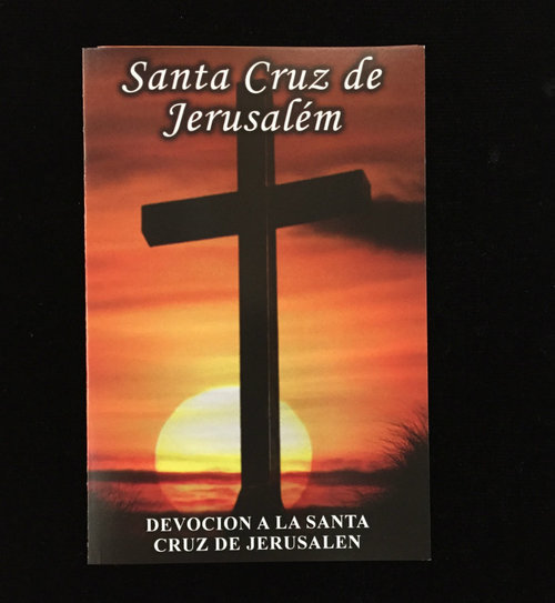Primary image for Devocion a la Santa Cruz de Jerusalem
