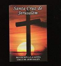 Devocion a la Santa Cruz de Jerusalem - $2.99