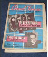 Motorhead Elvis Costello good times 11/86 - $14.99