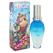 Escada Turquoise Summer by Escada Eau De Toilette Spray 1 oz (Women) - $40.33