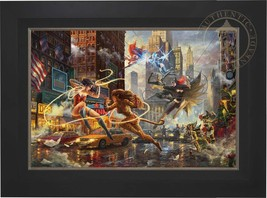 Thomas Kinkade DC Women of DC 24 x 36 LE S/N Canvas (Framed) - $1,680.00