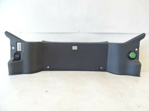 Primary image for 04 Mercedes R230 SL500 SL55 trim, luggage compartment trunk 2306902425