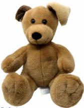 "Build A Bear Sugar Dog 11"" Brown Plush Stuffed Animal Toy Vintage Floppy... - $19.99"