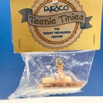 Enesco Teenie Tinies Treasure SEALED miniature figurine ornament coffee mugs set - $14.50