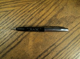 Vintage Sheaffer Mechanical Pencil Advertising  Thos D Murphy Co    Red ... - $9.99