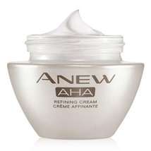 Avon  Anew AHA Refining Cream Sealed *FREE SHIP* - $14.94