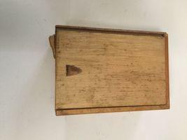 Vintage Delta Mfg Co. Milwaukee No. 1184 Sash & Cabinet Shaper Cutter Wood Box image 6