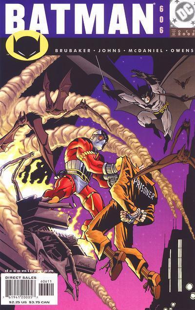 Batman Vol 1 (DC) 598-607 NM