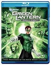 DCU Green Lantern: Emerald Knights (Blu-ray)